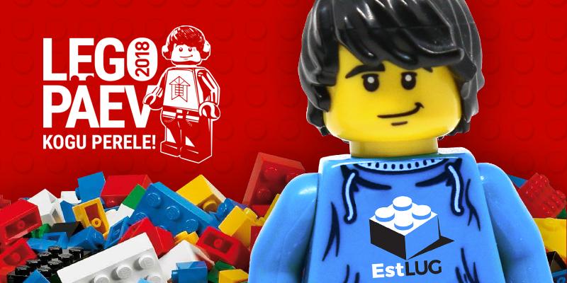Taas on tulemas iga aastane LEGOPÄEV